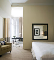 Guest Room ~ One King West Hotel + Suites