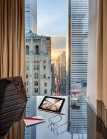 Room with a View ~ One King West Hotel Toronto
